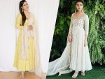 Kajol Alia Bhatt And Other Divas Suits For Lohri Celebrations