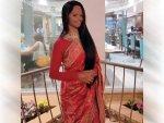 Laxmi Agarwal S Red Sabyasachi Sari For Chhapaak Promotions