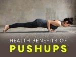 Health Benefits Of Doing Pushups Everyday