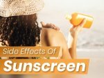 Side Effects Of Sunscreen
