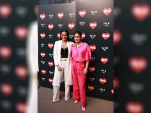 Kareena Kapoor Khan And Sonakshi Sinha In Pants At Ishq Fm What Women Want