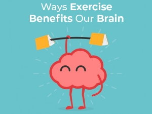 Benefits Of Exercise On Our Brain