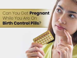 Can You Get Pregnant While On Birth Control Pills