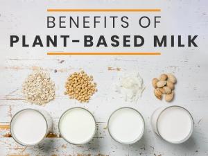 Benefits Of Plant Based Milk