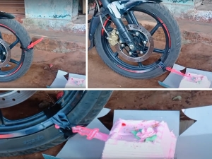 Viral This Is How You Can Celebrate Your Bikes Birthday