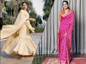 Kajol And Other Divas Have Pongal 2020 Outfit Suggestions For You