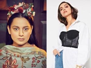 Deepika Padukone Kangana Ranaut And Other Actresses Jaw Dropping Fashion Moments