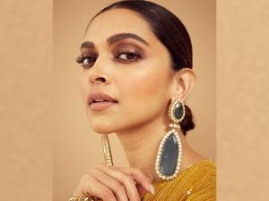 Deepika Padukone Looks Lohri Ready In A Shimmering Sabyasachi Yellow Suit