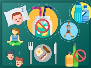 Health Resolutions For A Healthier