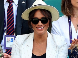 Meghan Markle Steps Down As A Senior Royal Member But Her Fashion Was Not Royal