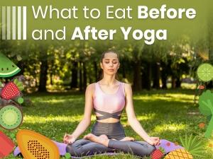 Best Foods For Yoga Practice