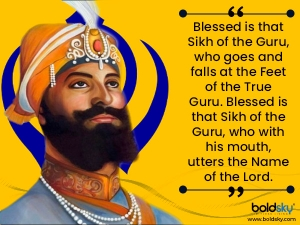 Inspiring Quotes By Guru Gobind Singh