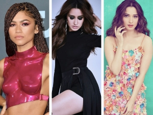Instagram Beauty Looks Of The Week Zendaya Shraddha Hina Khan And More