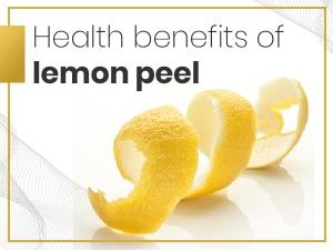 Lemon Peel Nutrition Benefits Uses And Recipe