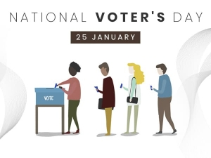 National Voters Day History And Significance