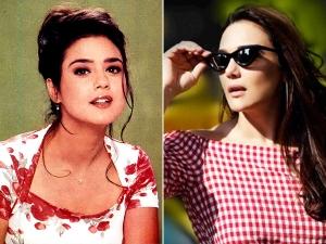 Preity Zinta S Fashion Evolution On Her Birthday