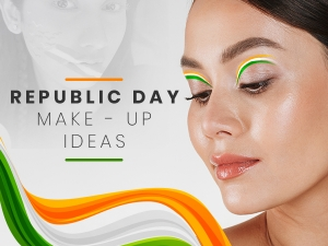 Makeup Ideas For Republic Day