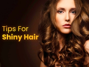 Tips For Shiny Hair