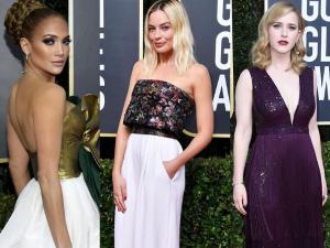 Golden Globes 2020 From Taylor Swift To Jennifer Lopez The Best Beauty Looks