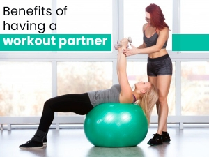 Benefits Of Working Out With Your Partner
