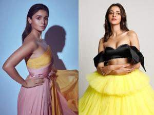 Ananya Panday Alia Bhatt And Other Bollywood Divas Make Fashionable Splash At An Event