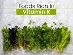 Foods Rich In Vitamin K