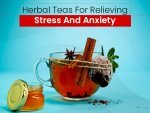 Teas To Reduce Stress And Anxiety
