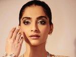 Sonam Kapoor S Latest Golden Make Up Look Is A Wedding Guest Winner