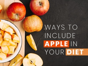Ways To Include Apple In Your Diet