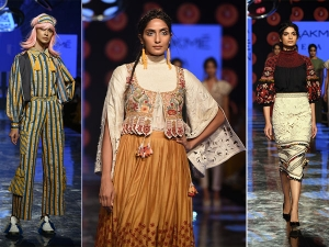 Beauty Trends At Gen Next Show At Lakme Fashion Week Summer Resort