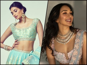 Kiara Advani And Athiya Shetty In Lehengas At Armaan Jain S Wedding