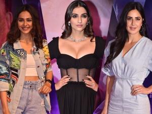 Katrina Kaif Sonam Kapoor Ahuja And Other B Town Divas At Malang Screening