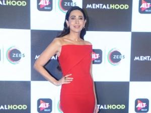 Karisma Kapoor At Mentalhood Trailer Launch
