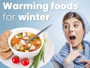Foods To Keep You Warm In Winter