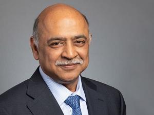 Arvind Krishna Becomes Ceo Of Ibm