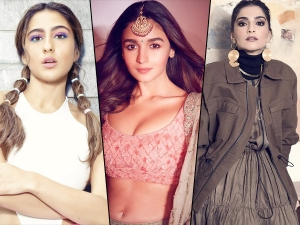 Instagram Beauty Looks Of The Week Disha Patani Sara Ali Khan Sonam Kapoor And More