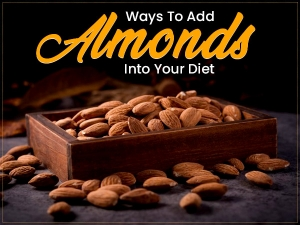 Ways To Add Almonds Into Your Diet