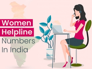 State Wise List Of Women Helpline Numbers In India