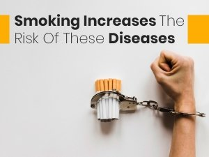 List Of Diseases Caused By Smoking