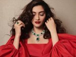 Sonam Kapoor Ahuja In Dramatic Gowns For Covershoot