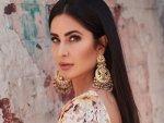 Katrina Kaif In A Floral Lehenga For Sooryavanshi Promotions