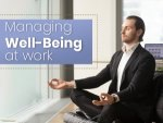 Physical And Mental Wellbeing At Work