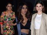 Radhika Madan Urvashi Rautela And Other Divas At Angrezi Medium Screening