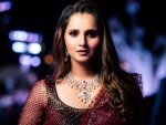 Sania Mirza In Wow Ethnic Outfits For Photoshoot