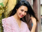 Yeh Hai Mohabbatein Actress Divyanka Tripathi In Casuals For Covershoot
