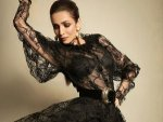 The Price Of Malaika Arora S Bold Black Dress Will Blow Your Mind