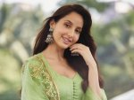 Nora Fatehi Shares Her Quarantine Picture In A Green Ethnic Suit