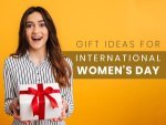 Gift Ideas For Womens Day