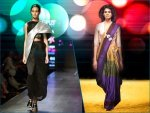Formal Office Wear Sarees For Professional Look