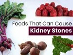 Foods That Cause Kidney Stones